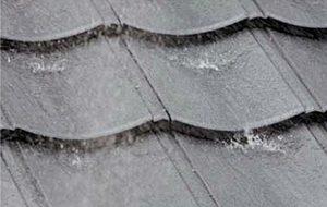 ルーガは水の浸入を防ぐ効果が高い屋根材です