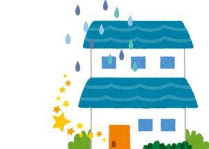 雨だれ跡の心配なし!SPパワーフッ素で塗装すると汚れにくい外壁に変わります